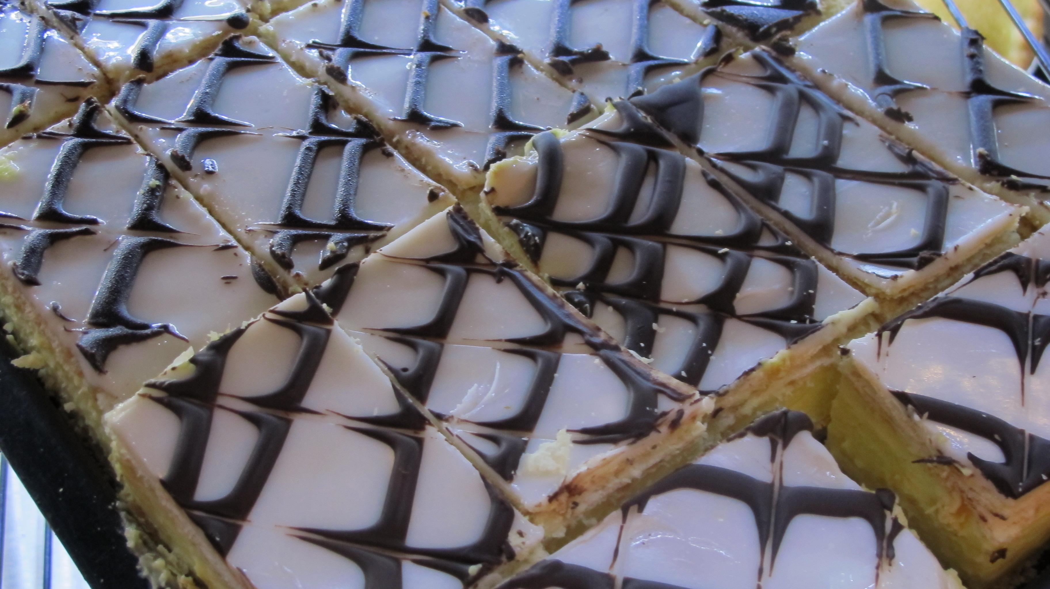 Vanilla Slices