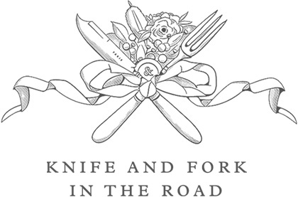 knife & fork in the road