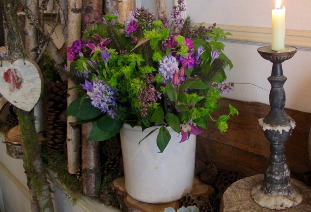 bloomsbury flowers